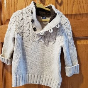Gap sweater size 18m